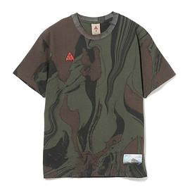 NIKE ACG - NIKE ACG Mt.Fuji Collection short sleeve T-Shirts