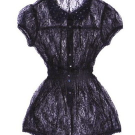 FIFI CHANCHNIL - La Serenite Playsuit