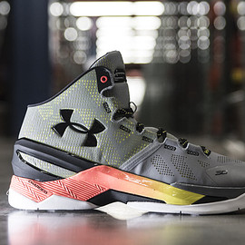 under armor - iron sharpens iron curry two