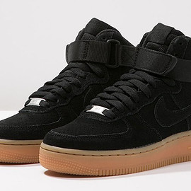 Nike - Women's Air Force 1 High Suede