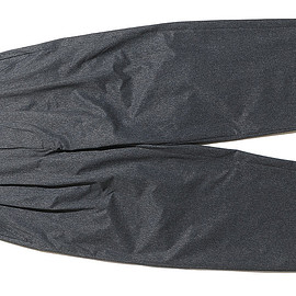 ENGINEERED GARMENTS - Emerson Pant-Polyester Microfiber-H.Charcoal