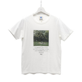 GDC - garden photo tee(photo by takashi kumagai)