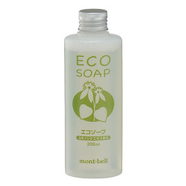 mont-bell - eco soap 200ml