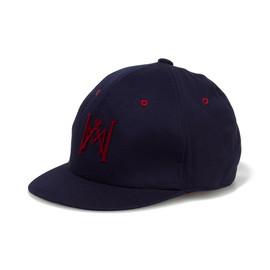 White Mountaineering - KATSURAGI WM LOGO EMBROYDERED CAP