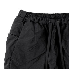 TEATORA - WALLET PANTS PACKABLE / BLACK