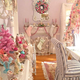 Girly Pastel Christmas