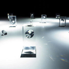 Unrealized Plan for SWAROVSKI, 2010 (concept model)