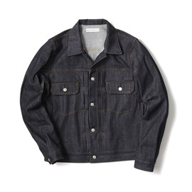HEAD PORTER PLUS - DENIM JACKET