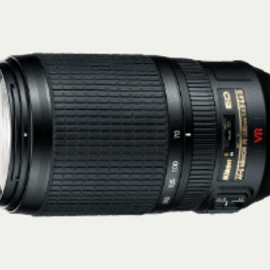 Nikon - 写真:AF-S VR Zoom-Nikkor 70-300mm f/4.5-5.6G IF-ED