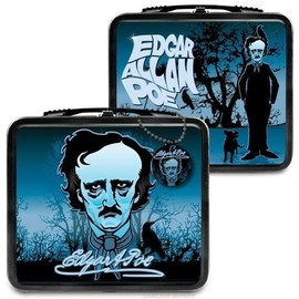 Accoutrements - Edgar Allan Poe Lunchbox