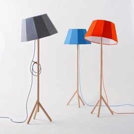 "Mon Colonel - ""Faces"" Lamp"