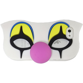 "Candies - KAMEN ""CLOWN"" [PINK NOSE] for iPhone5/5s"