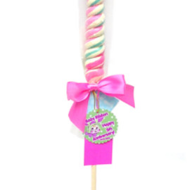 Baby Ribbon - Bubble Gum Lolli