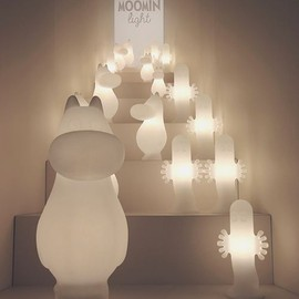 Feelis Helsinki - The Moomintroll Lamp