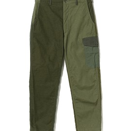 Engineered Garments - ENGINEERED GARMENTS×BEAMS PLUS / 別注 CAMP PANTS