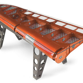 Boeing 747 Jumbo Jet Conference Table