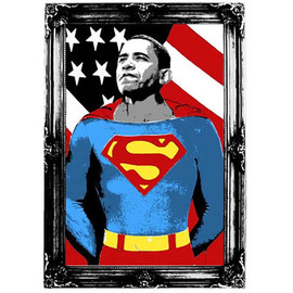 Rene Gagnon - OBAMA SUPERMAN