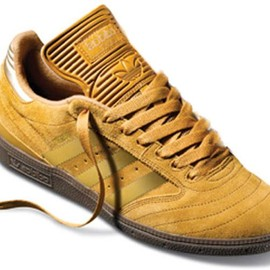 Adidas Skateboardings - Busenitz (Wheat/Metallic Gold)