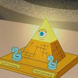 Illuminati - Illuminati Pyramid and Satan Worship