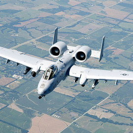 Fairchild Republic -  A-10 Thunderbolt II