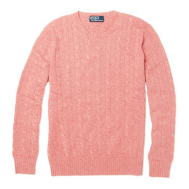 POLO RALPH LAUREN - Cable Knit Cashmere Sweater