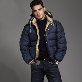Crescent Down Works - for J.Crew down jacket