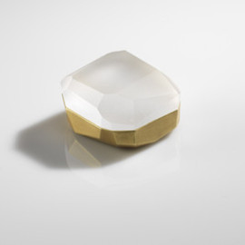 andrea walsh - faceted box (square)
