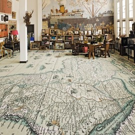 Map Carpets