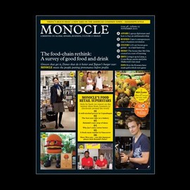 MONOCLE - Volume 5 Issue 48