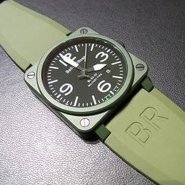 Bell & Ross - BR03-92 Military Ceramic