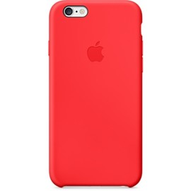 Apple - iPhone 6 Silicone Case -(PRODUCT)RED