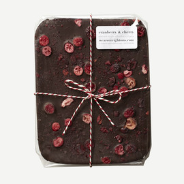 Creighton's chocolaterie - CREIGHTON'S DARK CHOCOLATE SLAB WITH CHERRY & CRAN