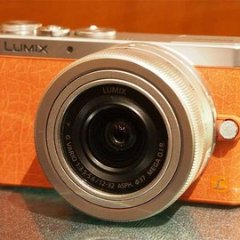 Panasonic - Lumix GM1(Orange)