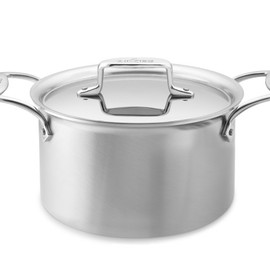 All-Clad, Williams-Sonoma - d5 Brushed Stainless-Steel 4-Qt. Soup Pot