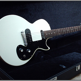 Gibson - Les Paul Melody Maker WHT