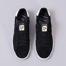 adidas Skatebording - Stan Smith Vulc Black