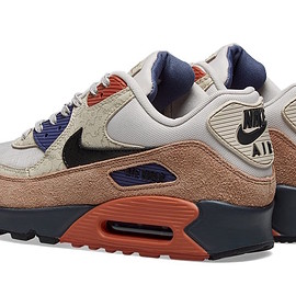 NIKE - Air Max 90 - Desert Sand/Black
