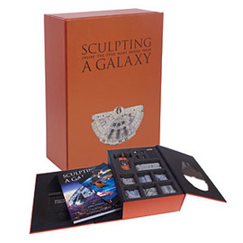 George Lucas - Star Wars Sculpting A Galaxy Deluxe Limited Edition