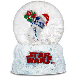ThinkGeek - R2-D2 Snow Globe