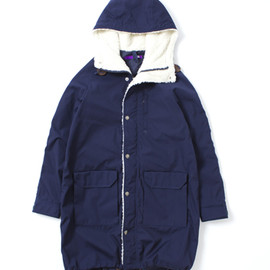 THE NORTH FACE PURPLE LABEL - W's 65/35 Mountain Long Parka
