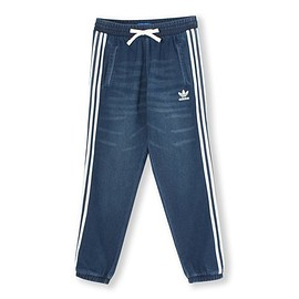 "adidas originals, adidas, アディダス - デニム スウェット [FRENCH TERRY DENIM SLIM TRACK PANTS ""AJ7732"""