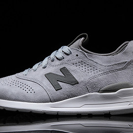 New Balance - M997 Deconstructed - Grey
