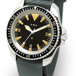 Cabot Watch Company - 1980 Royal Navy Divers Watch (Reissue)