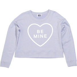 Katie - BE MINE crew neck