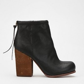 JEFFREY CAMPBELL - Leather Rumble Boot