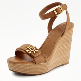 TORY BURCH - ELINA WEDGE SANDAL