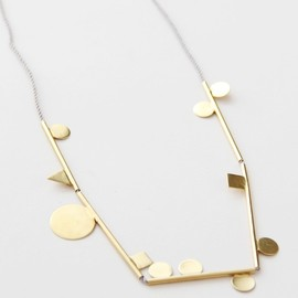 Samma Shapely String Thing IV Necklace