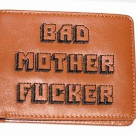 Pulp Fiction - Bad Mother Fucker Wallet