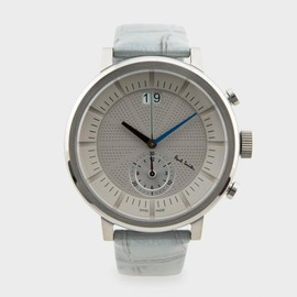Paul Smith - Silver Chiltern Watch