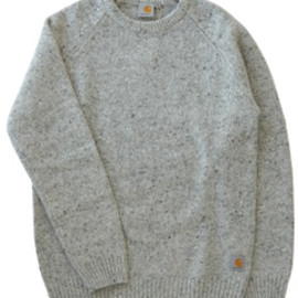 carhartt - Anglistic Sweater (grey heath)